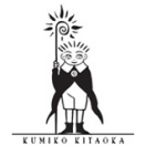 「北岡久美子」のロゴ