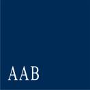 「株式会社AAB」のロゴ