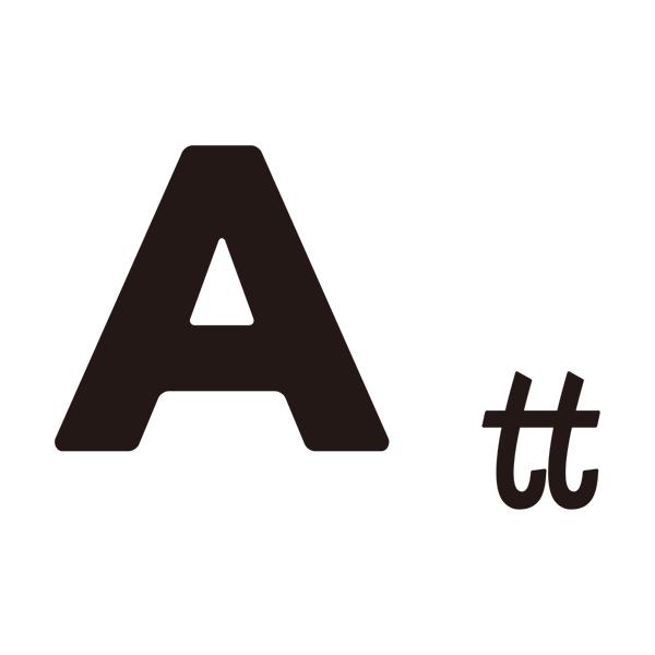 「Okita Yosuke Attitudes」のロゴ