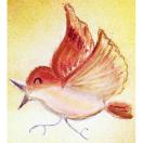 「あおきよしえ」のロゴ