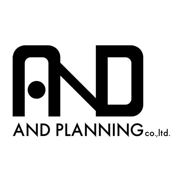 「株式会社アンド企画」のロゴ