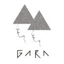「GARA」のロゴ