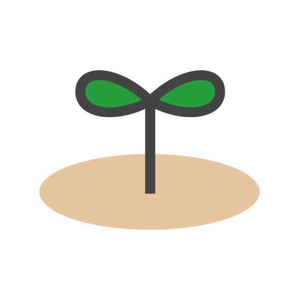 「株式会社ふたっぱ」のロゴ