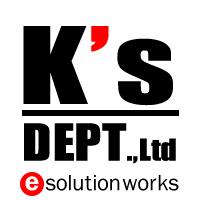 「有限会社ケイズデプト」のロゴ