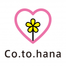 「NPO法人Co.to.hana」のロゴ