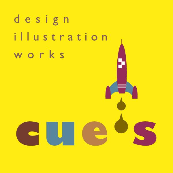 「cue's」のロゴ