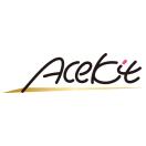 「エースキット」のロゴ