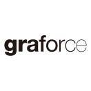 「グラフォース」のロゴ