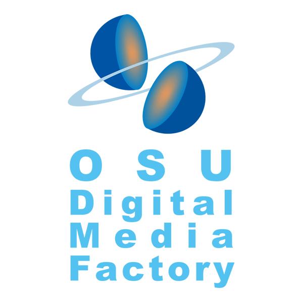 「有限会社オーエスユー・デジタルメディアファクトリー」のロゴ