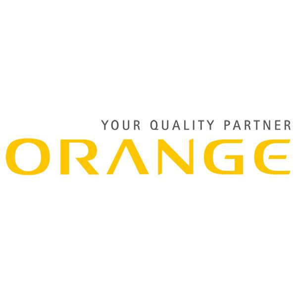 「株式会社オレンジ」のロゴ