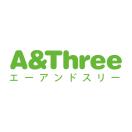 「A&Three」のロゴ