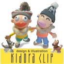 「キドラクリップ」のロゴ