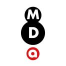 「エムディエー株式会社」のロゴ