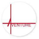「AVENTURE」のロゴ