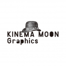 「KINEMAMOON Graphics」のロゴ