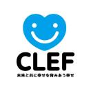 「株式会社クレフ」のロゴ