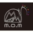 「合同会社M.O.M」のロゴ