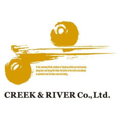 「株式会社クリーク・アンド・リバー社」のロゴ