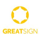 「グレイトサイン」のロゴ
