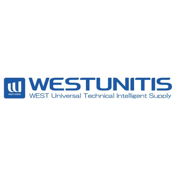 「ウエストユニティス株式会社」のロゴ