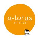 「a-torus」のロゴ
