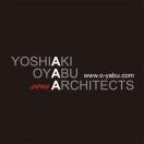 「大薮義章建築計画所」のロゴ