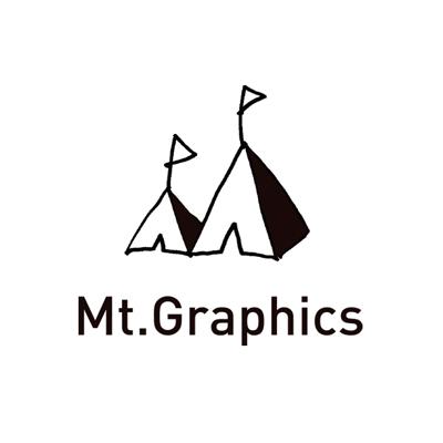 「マウントグラフィックス」のロゴ