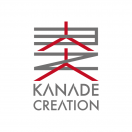 「KANADE CREATION」のロゴ
