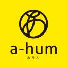 「株式会社a-hum」のロゴ