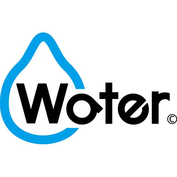 「株式会社ウォーター」のロゴ