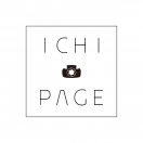 「ichi-page photo studio」のロゴ