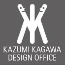 「香川和美デザインオフィス」のロゴ