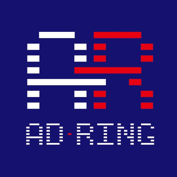 「アド・リング」のロゴ