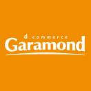 「有限会社ガラモンド」のロゴ