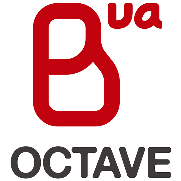 「OCTAVE」のロゴ