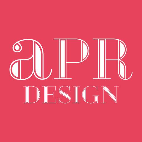 「aPR DESIGN」のロゴ