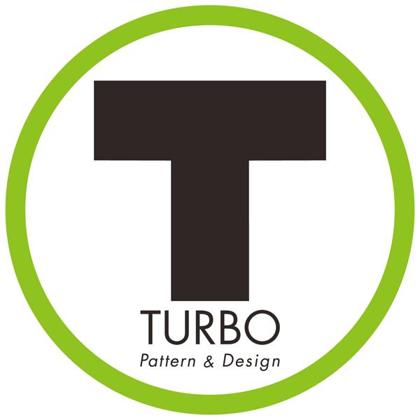 「TURBO Pattern & Design」のロゴ