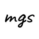 「エムジーエス」のロゴ