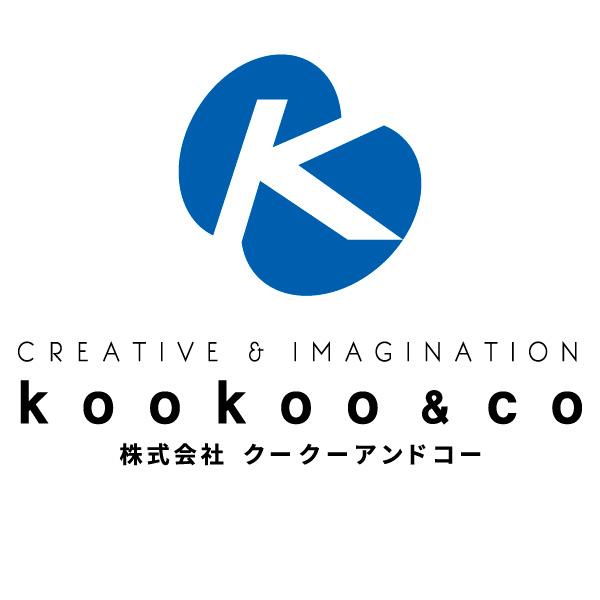 「株式会社クークーアンドコー」のロゴ