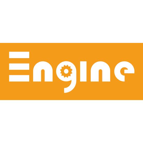 「株式会社Engine」のロゴ