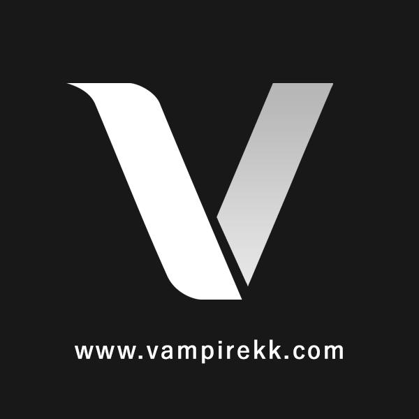 「ヴァンパイア株式会社」のロゴ