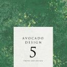 アボカドデザインファイブロゴ
