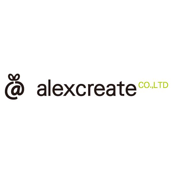 「株式会社アレックス・クリエイト」のロゴ