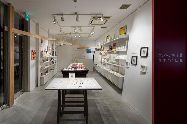 タピエスタイル京都LAQUE四条烏丸店 店内「株式会社タピエ」のPR画像