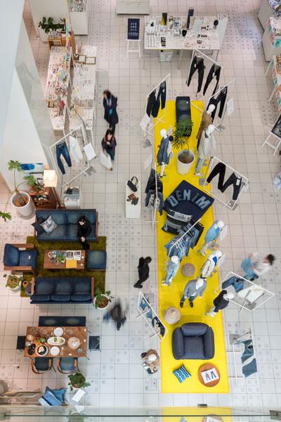 企画 店内の風景「株式会社タピエ」のPR画像