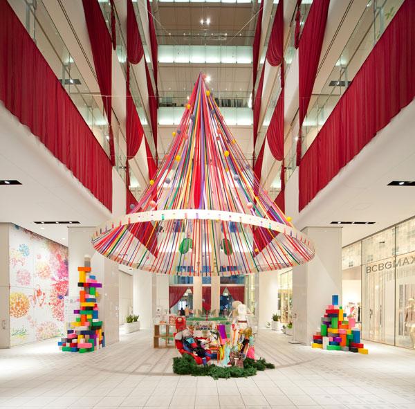 クリスマスの装飾「株式会社タピエ」のPR画像
