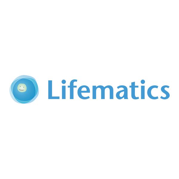 「ライフマティックス株式会社」のロゴ