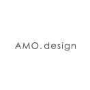 「AMO.design」のロゴ