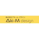 「株式会社アキーム・デザイン」のロゴ