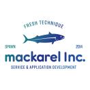 「mackarel株式会社」のロゴ